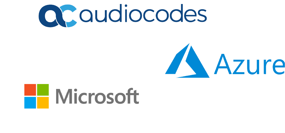 Who Siplifi Work With, Microsoft, AudioCodes, Microsoft Azure